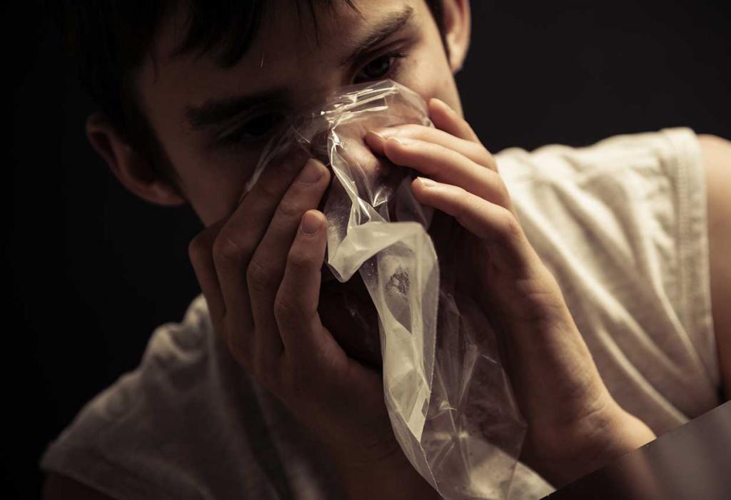 Летучие наркотики