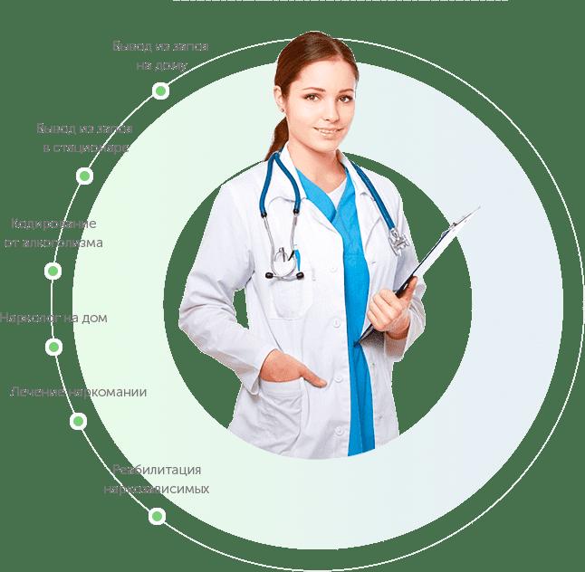 врач клиники СпектрМед